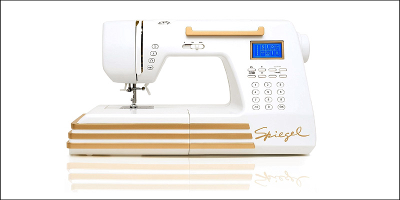 spiegel sewing machine 60609 review