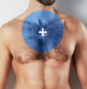 mens body waxing strips image