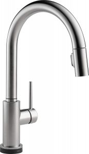 best touch activated kitchen faucets