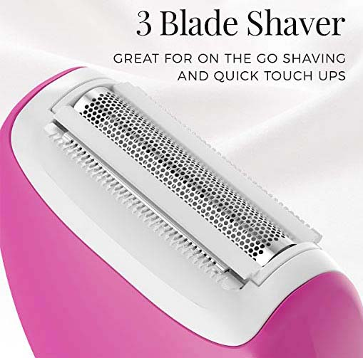 best travel shaver for women