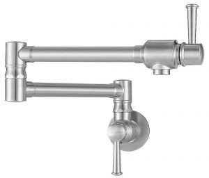 wall-mount kitchen faucet