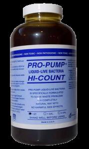 pro pump septic