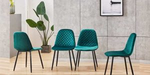 How to clean upholstered kitchen chairs