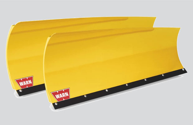 Warn 80954 provantage 54 tapered plow blade