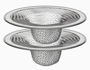 Danco mesh kitchen sink strainer