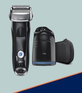 braun electric razor for men